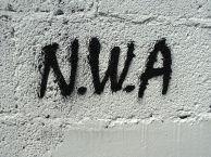 N.W.A. Graffiti